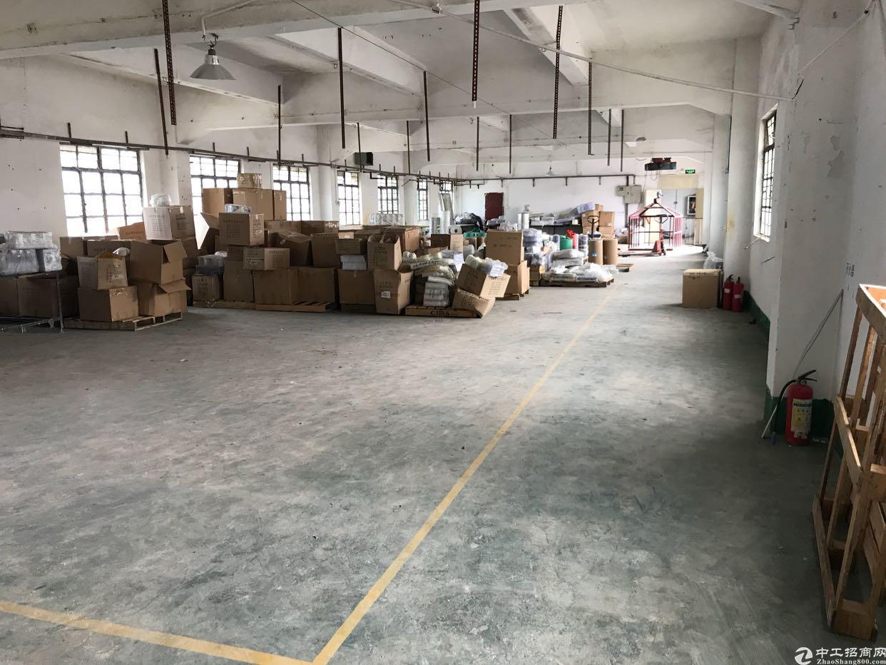凤岗雁田惊出8元厂房、面积1200平方米!最要是的还是原房东