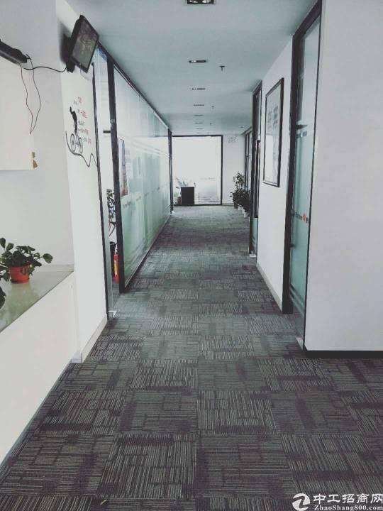 公明镇中心带装修办公室有红本适合做贸易