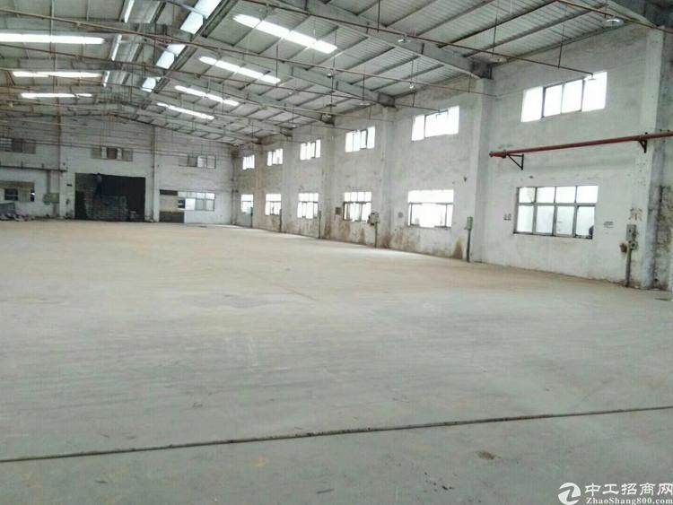 公明南光龙大双高速西田钢构可分租带消防喷淋-图2