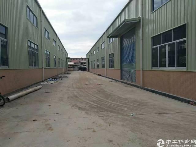 各位老板,今日推荐 桥头新出独院标准厂房1-3层3300平米
