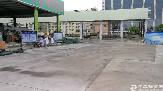 福永宝安大道旁20000平钢构租45