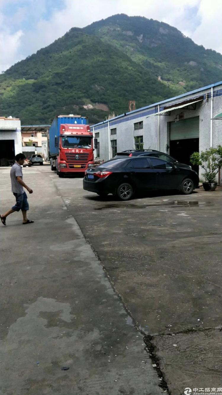 惠州市惠阳区镇隆独院钢构厂房8000平方米出租