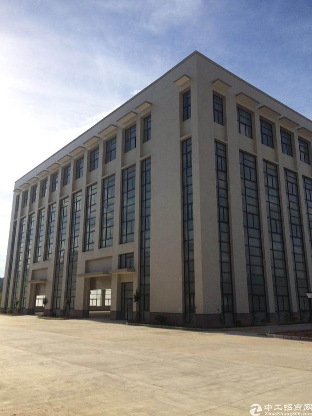黄江10米高单一层40000平方重工业厂房出租