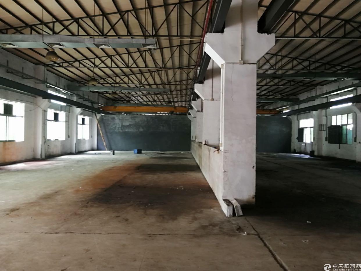 真实房源,租客分租,9米层高,10吨行吊,680方。