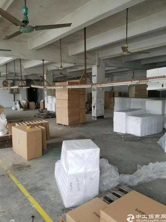 公明南光高速出口马山头钢构厂房出租