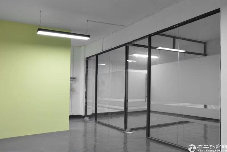 沙井益华电子城附近精装办公室出租50平到500平