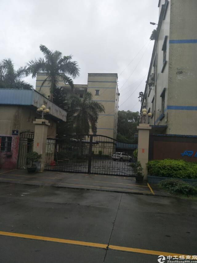 工业区标准厂房分租一楼750
