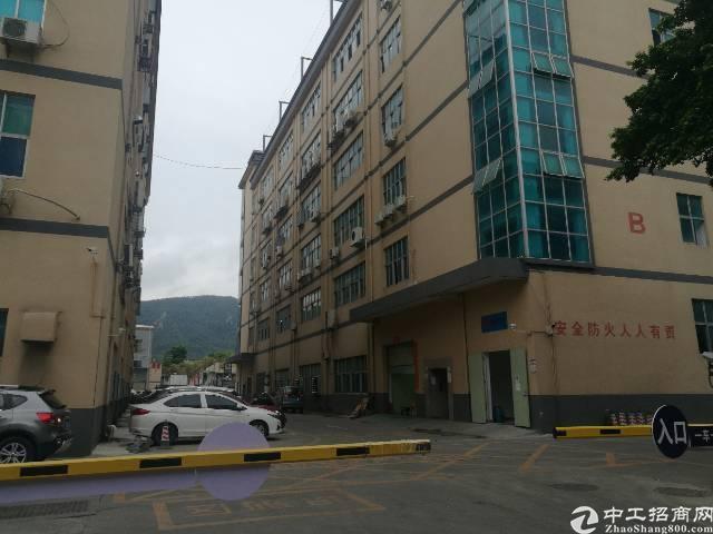 西乡宝田工业园楼上986平米出租-图3