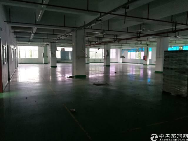 西乡宝田工业园楼上986平米出租-图7
