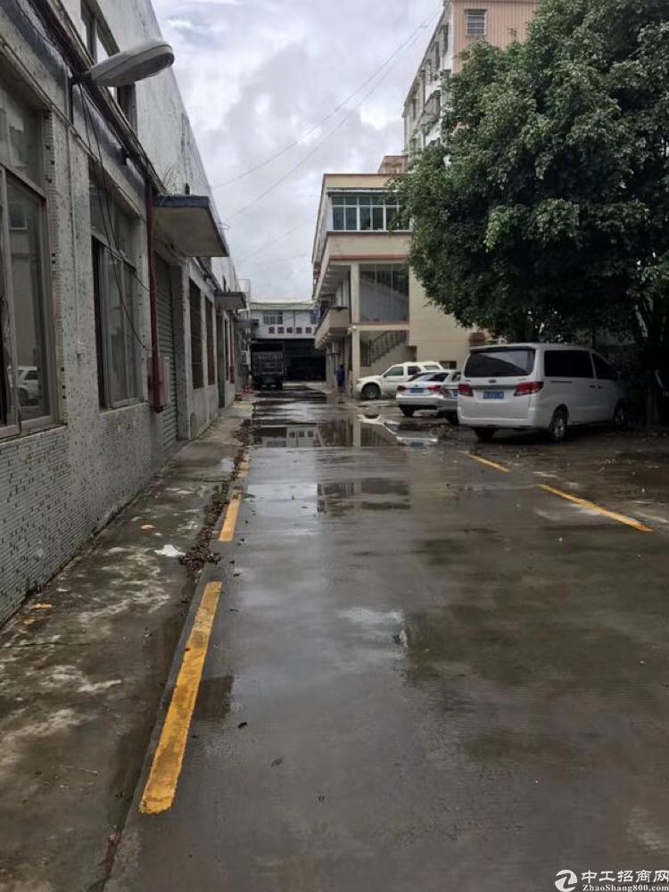 惠阳镇隆钢构厂房出租3150平方米