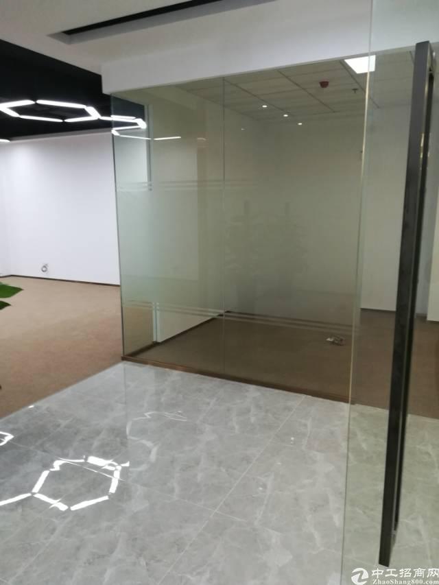 龙华中心地段写字楼出租100平