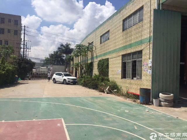 广州新出单一层独院厂房出售