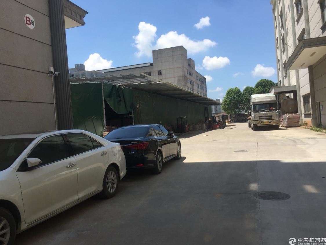 石岩外环工业区空出一2000平方标准厂房出租新盘新盘