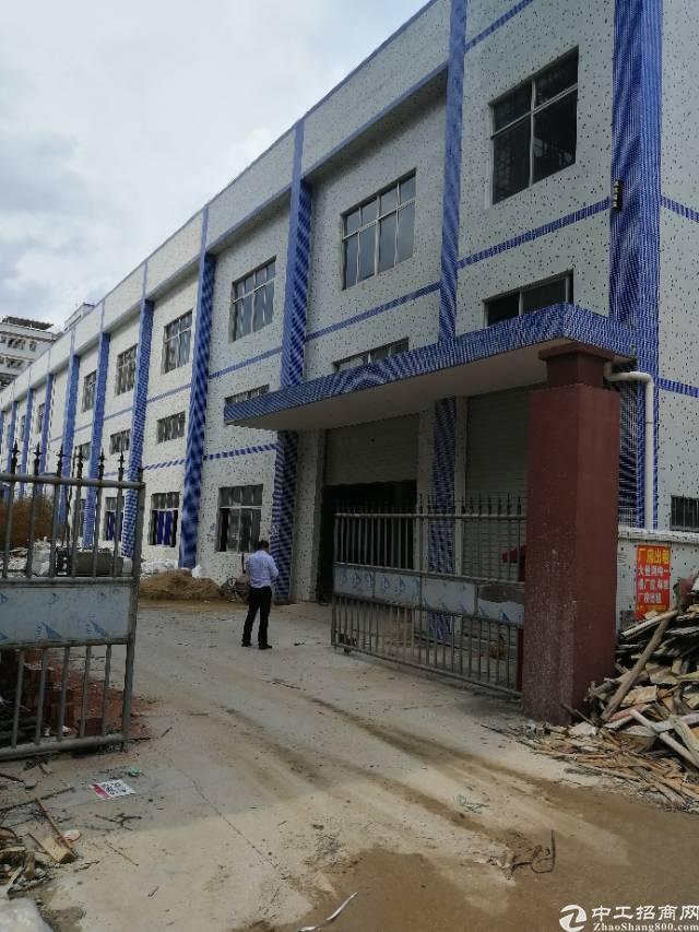 惠州镇隆原房东10000平全新2层厂房