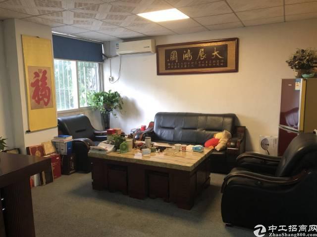 福永塘尾新出楼上1000平方标准厂房出租