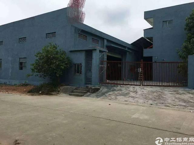 大朗镇,华为旁原房东小独院,单一层1200平方