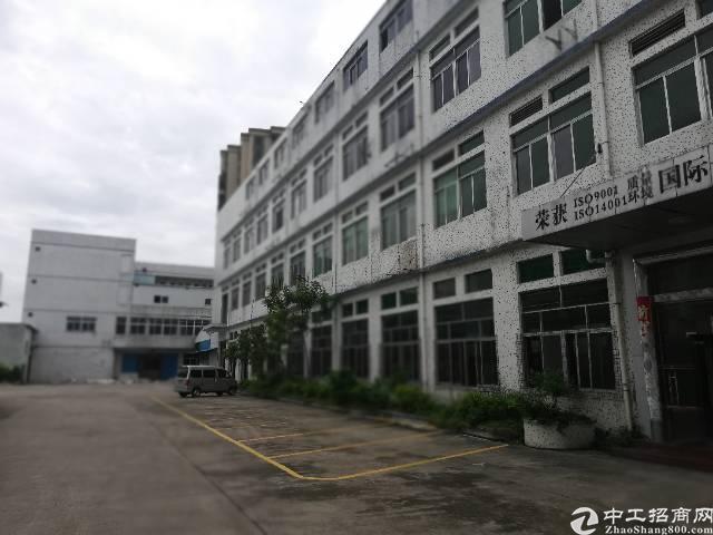 长安厦边新出原房东独院厂房6500,宿舍2000。带牛角