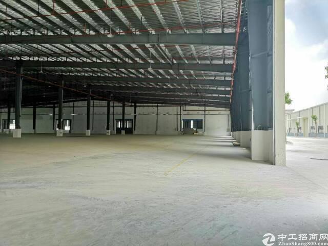 龙岗坪地独院厂房16000平方出租,滴水7米-图2
