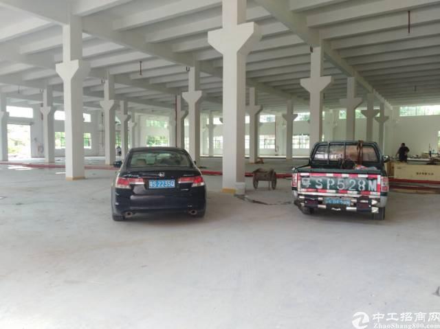 谢岗重工业厂房面积18000平方宿舍2000平方一楼7.8米
