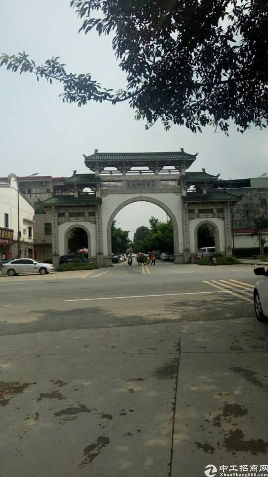 惠州市博罗县园洲镇标准厂房