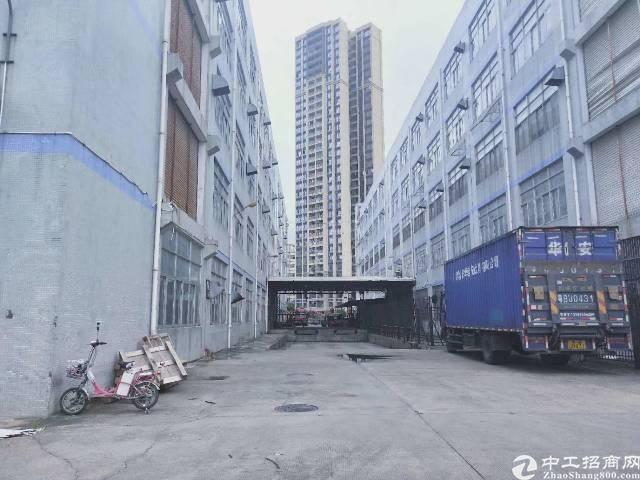 横岗 六约社区带无尘车间装修标准厂房2300平招租