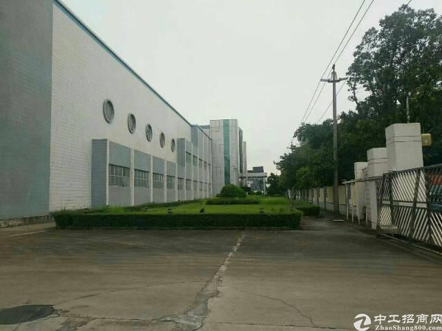 福永地铁口附近厂房招租,大小可分