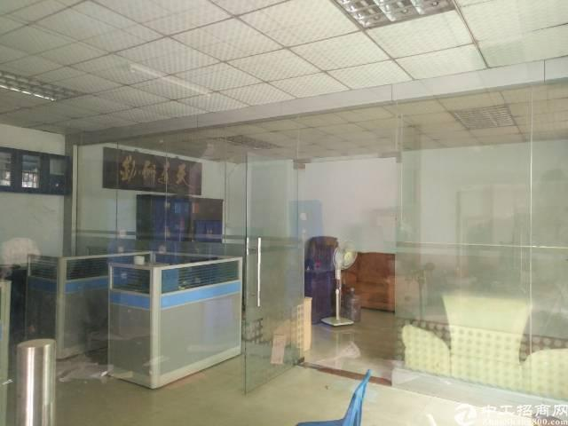 福永和平大型工业区一楼750平米厂房招租