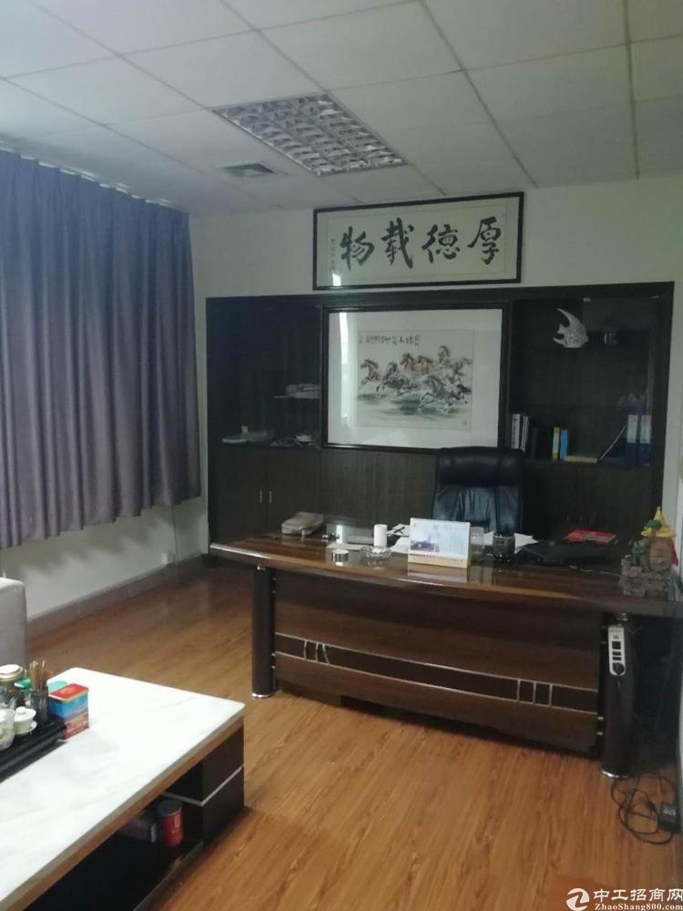 龙华清湖大型高薪园区即将空出一楼1000平