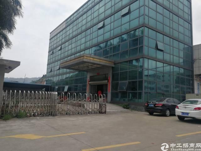 东莞市虎门镇沿江高速出入口附近独院独栋厂房出租