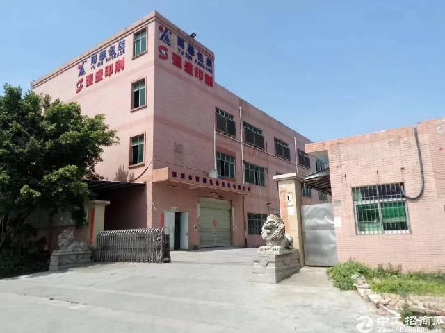 平湖华南城边上新出原房东3200平方独院厂房招租