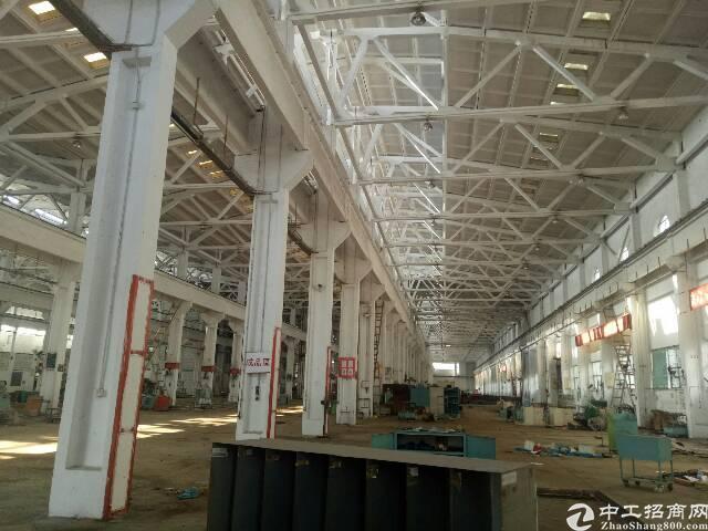 塘尾40000平米钢构出租