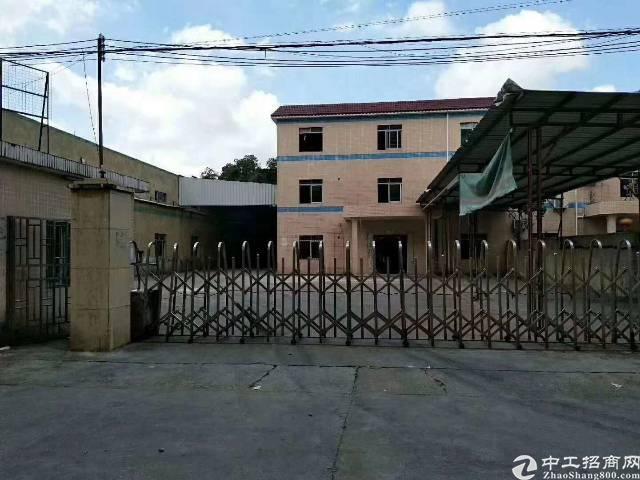 谢岗独门独院5200平米, 厂房单一层7米高4000平米