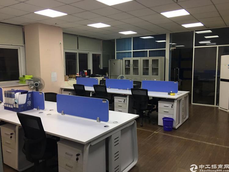 西丽白芒关口新出楼上200平厂房招租-图2