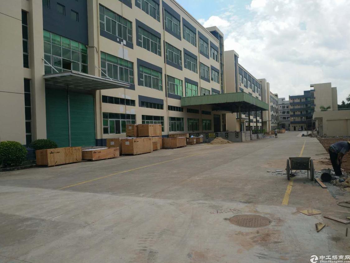 坪山新区红本独院厂房7500平米出售 证件齐全