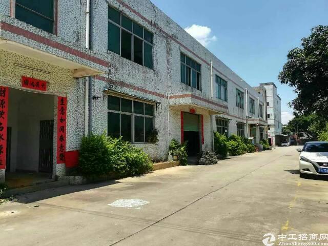 平湖两层小独院3800平米招租,可办环评-图2