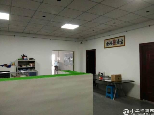 福永107国道新空出带装修600平厂房
