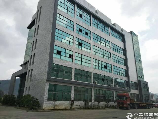 坪山大工业区独院钢构厂房30000平方出租