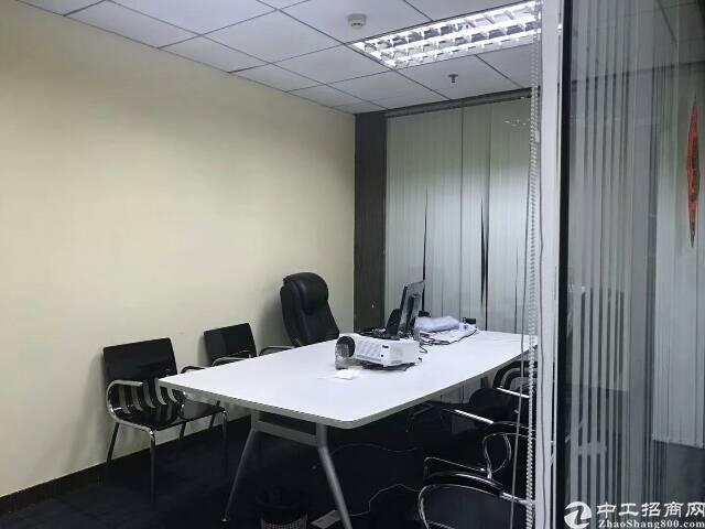 福田中心区精装3+1只租168元/平