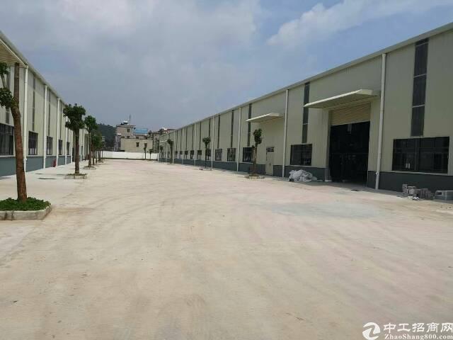 龙岗坪地独院厂房16000平方出租,滴水7米-图3