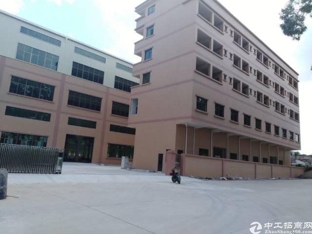 谢岗独门独院标准厂房面积18000平方宿舍2000平方