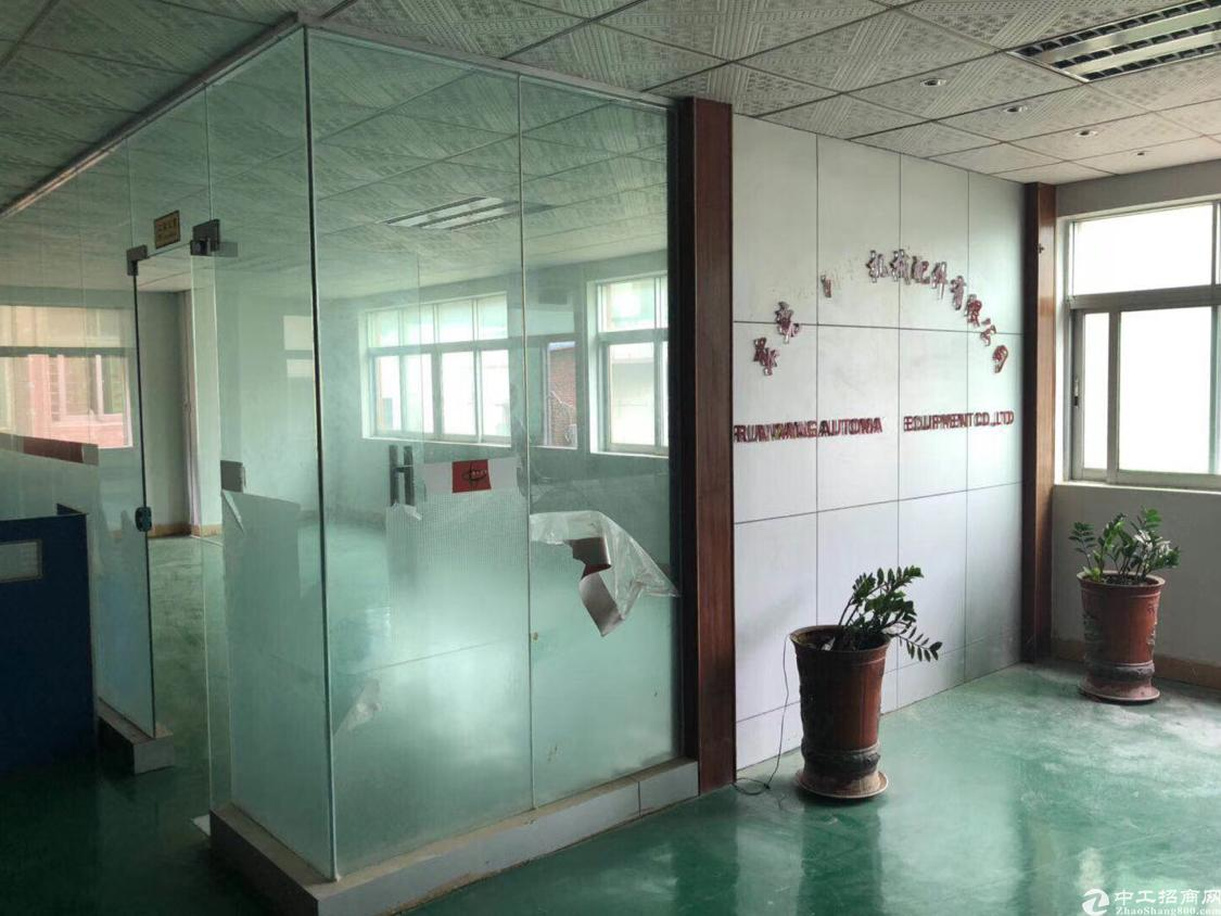 福永新和沿江高速出口新出厂房一楼1500平方米带装修免转让费