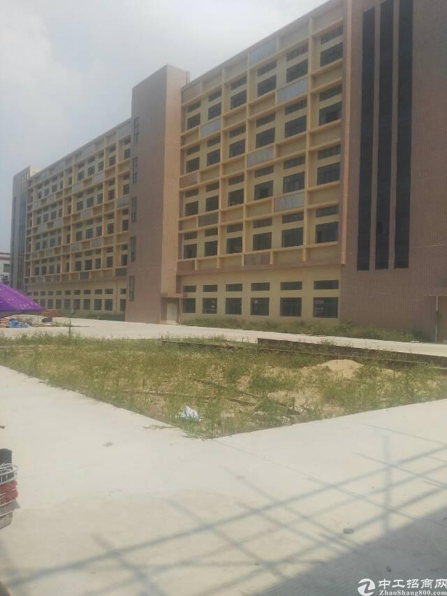 东莞茶山新出占地20000平建筑15000平红本厂房出售