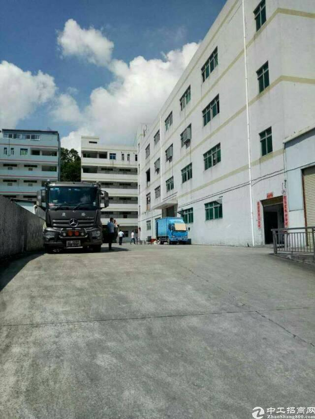 龙岗坪地独院厂房7500平方出租,带装修