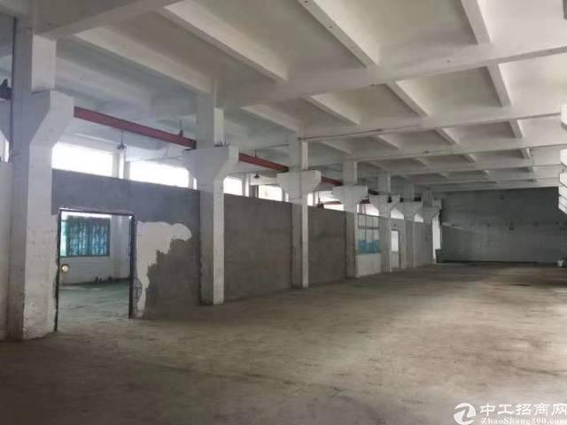 惠州市潼侨镇新出独栋厂3000平方房招租