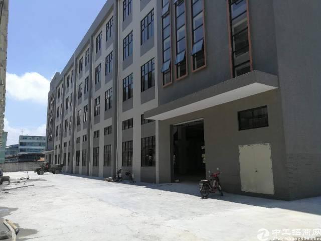 桥头镇新出厂房3200平方(可分租),只接受做印花行业