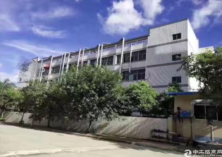 坪山新出原房东4000平米工业园厂房出租