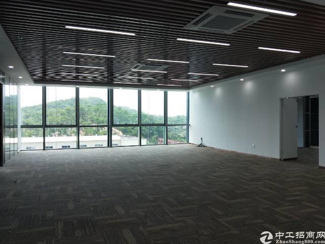 宝安区深业U中心中央空调豪华金装写字楼出租