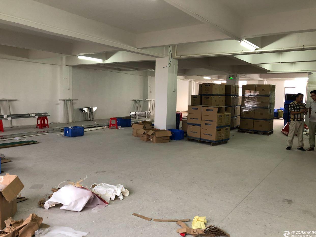 500平方,办公室已装修好,打扫下卫生就可以生产办公了。