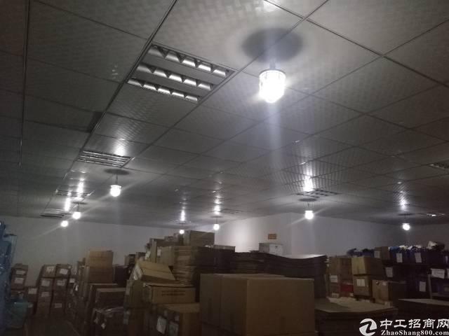福永和平松福大道边楼上1200平米厂房招租-图4
