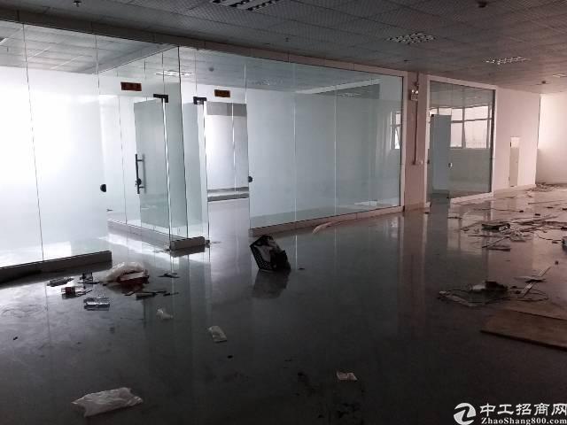 沙井680平方带豪华精装修厂房出租